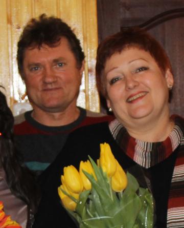 Татьяна и Сергей Щербаковы