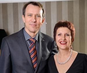 Галина и Александр Андреевские